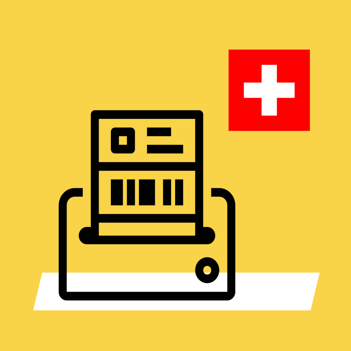 Swisspostlabelprinter Icon